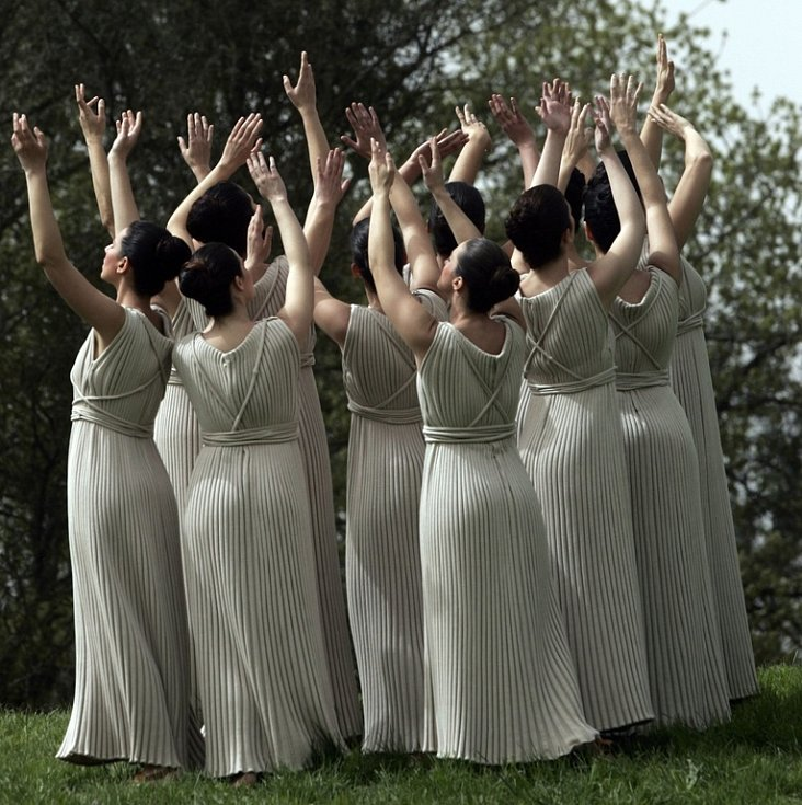 the olympics and the role of Questions and answers about the ancient greek olympics, a pan-hellenic festival of athletic games and contests of choral poetry and dance, with a focus on women and the origin of the olympics.