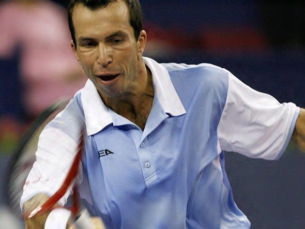 Radek Štěpánek na Turnaji mistrů nevyhrál jediný set.