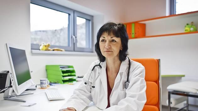 Pediatrička a místopředsedkyně České vakcinologické společnosti Hana Cabrnochová.