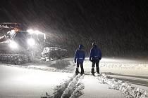 Nepříznivé počasí zrušilo sjezd žen ve Val d´Isere.