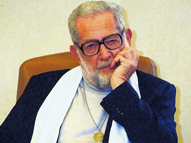 Básník František Listopad