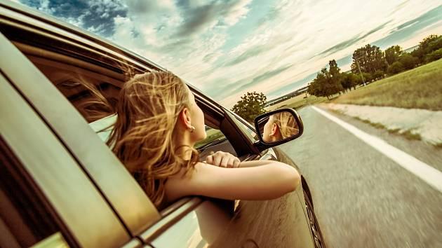 Cestování autem - Ilustrační foto
