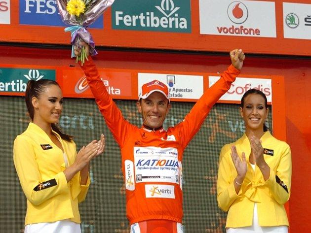 Ve vedení se po jedenácté etapě Vuelty udržel Joaquim Rodríguez.
