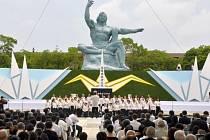 Japonské Nagasaki si připomnělo 67. výročí svržení jaderné bomby