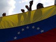 Prezident Venezuely Hugo Chavez