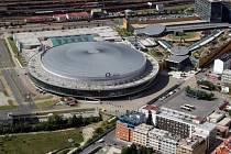 Pražská O2 Arena.