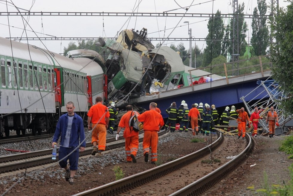 Tragédie se stala poblíž Studénky.