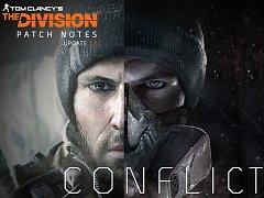 Počítačová hra The Division: Conflict.