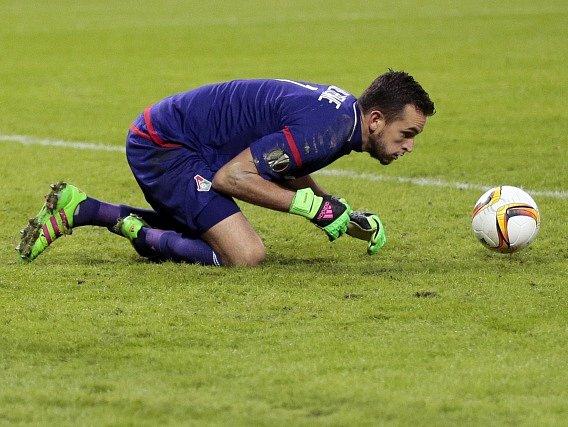 Fotbalový gólman Guilherme