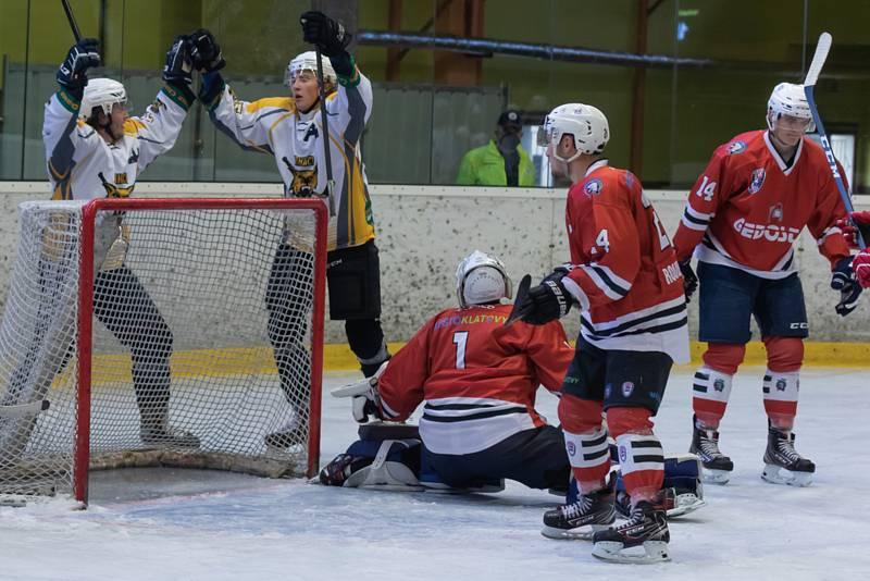 Hokejisty prvoligové Kadaně trénuje bývalý reprezentační kouč Vladimír Růžička.