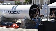 Závody o nejrychlejší hyperloop.