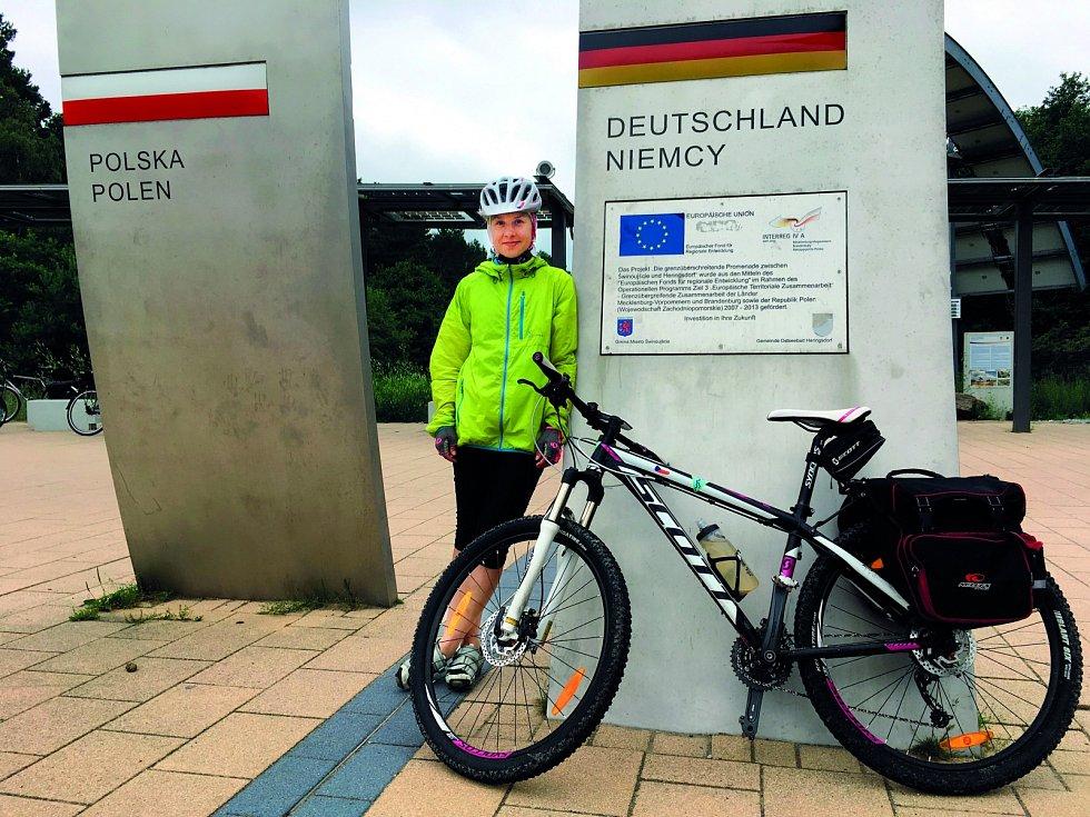 Výlet na kolech k Baltskému moři