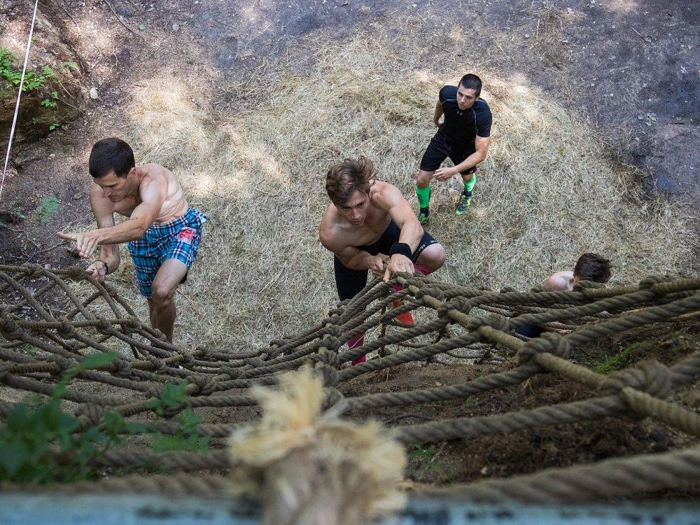 Extrémní závod Predator Race v libereckém areálu Vesec