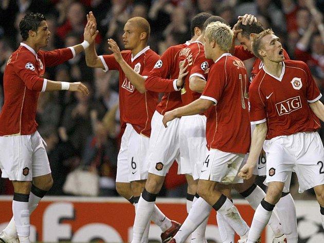 Hráči Manchesteru deklasovali italského soupeře rozdílem třídy.