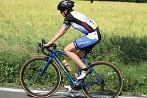 Martina Sáblíková jako cyklistka