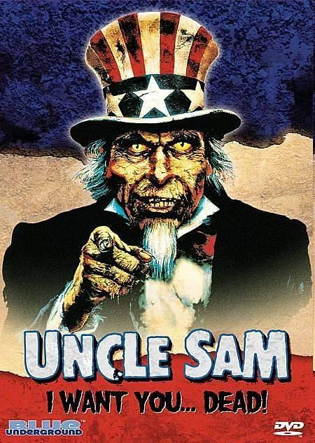 Strýček Sam na svém slavném plakátu.