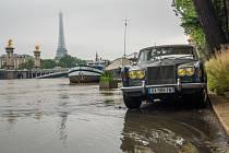 Povodeň v Paříži