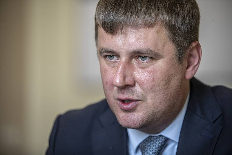 Ministr zahraničí Tomáš Petříček