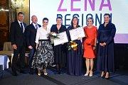 Předávání Ceny Asociace krajů ČR a hejtmanů