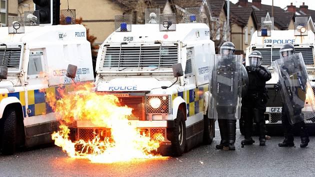 Násilnosti v Severním Irsku