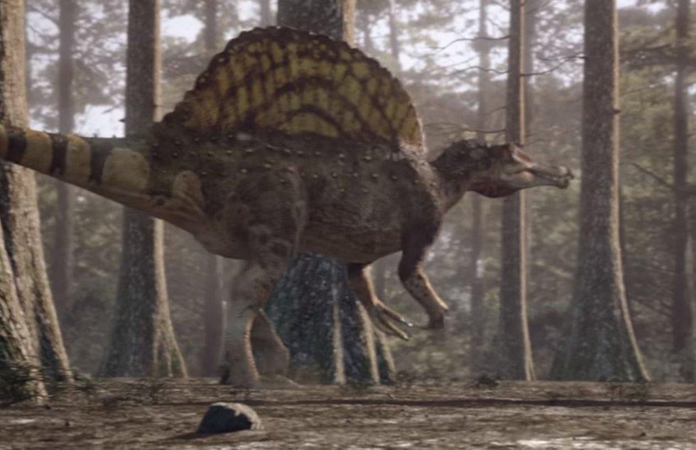 Oblast Kem Kem byla bohatá na obří teropody. Jedním z druhů, které se zde vyskytovaly, byl Spinosaurus aegyptiacus