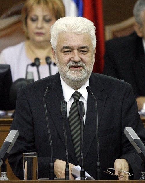 Srbský premiér Mirko Cvetkovič chce svou zemi co nejrychleji přivézt do EU
