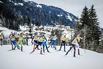 Česká štafeta juniorů si z mistrovství světa v Rakousku veze bronzové medaile.