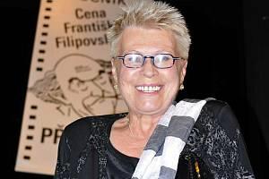 Herečka Jana Andresíková (na snímku z 18. září 2010)