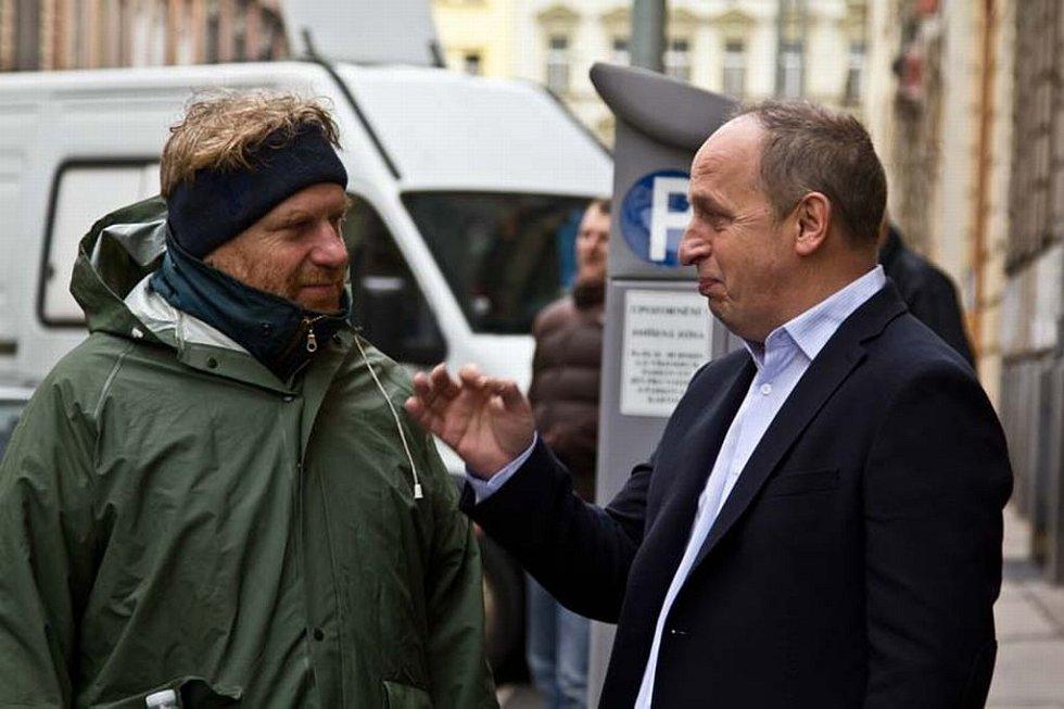 Režisér Tomáš Vorel dotočil svůj poslední celovečerní film Vejška, který je volným pokračováním diváckého hitu Gympl.
