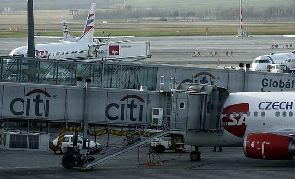 Letiště Praha Ruzyně. Ilustrační foto