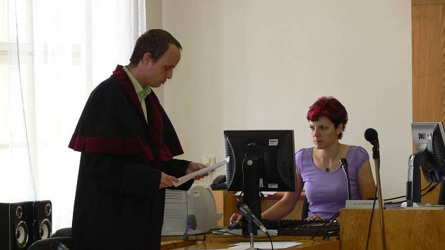 Soud - ilustrační snímek