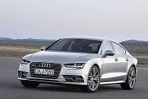 Audi A7 Sportback.