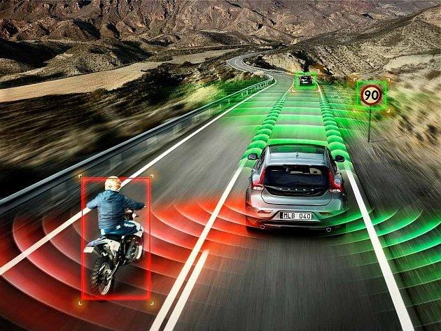 Volvo si představuje budoucnost bez vážných dopravních nehod.