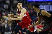 Zazářil. Český basketbalista Tomáš Satoranský letos v NBA konečně prorazil