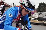 Mistrovství světa v cyklokrosu – Bieles, Lucembursko. Závod žen.