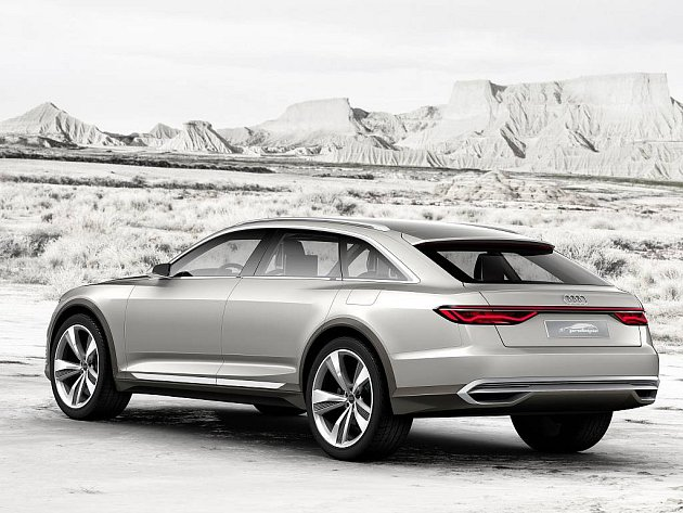 Audi Prologue Allroad.