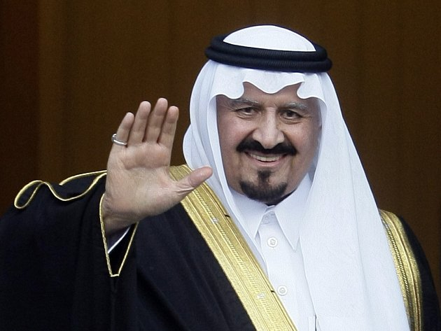 Zemi saúdského korunního prince Sultána bin Abdulazíze al-Saúda hrozí, že přijde o zdroj příjmů.