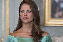 Švédská princezna Madeleine.
