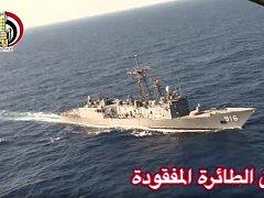 Egyptská armáda objevila ve vzdálenosti asi 290 kilometrů severně od přístavní Alexandrie i osobní věci cestujících.