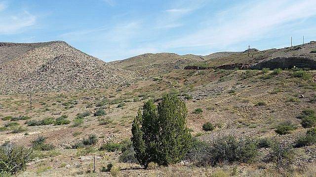 Zlatá žíla byla objevena i v Novém Mexiku na hoře Empire Peak