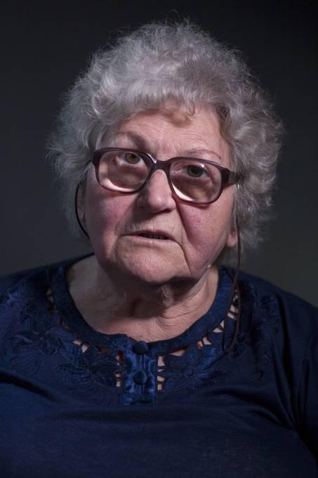 Eva Žárská, rozená Lukášová, v současnosti