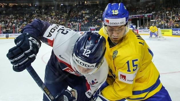 Eduard Šedivý ze Slovenska (vlevo) a Oscar Lindberg ze Švédska.