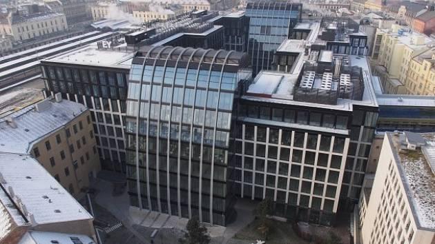 Florentinum, Praha, budova
