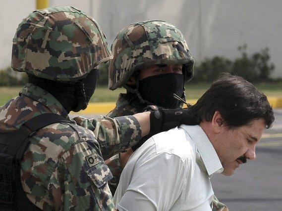 Joaquín Guzmán.