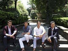 Il Divo – celosvětově nejúspěšnější pop-operní kvartet přijede 30. května příštího roku do Prahy.
