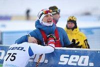 Kozlovský dosáhl v Lahti na dvanáctou příčku, motivovalo ho průběžné pořadí