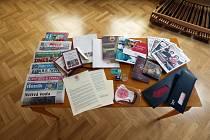 V pamětní schránce Karolina je i výtisk Deníku.