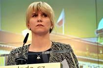 Kandidátkou na ministryni školství by se měla stát náměstkyně ministra pro legislativu a lidská práva Kateřina Valachová.