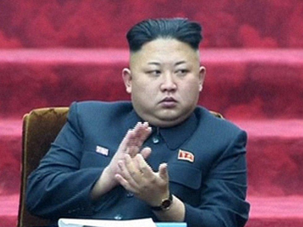 Kim Čong-Un. Ilustrační foto.