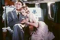 Lauren Bacallová s Gregorym Peckem.